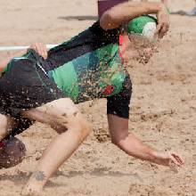 beach rugby ico
